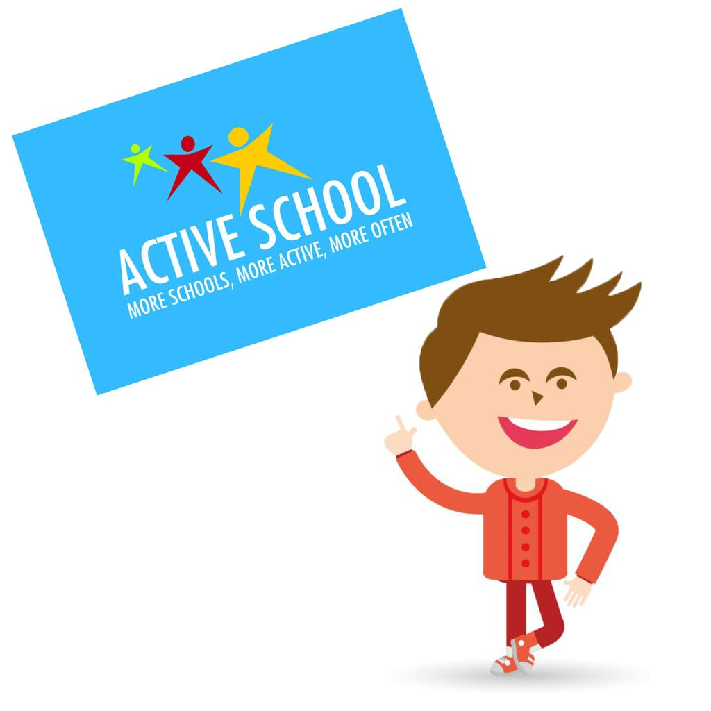 Active School Flag Information
