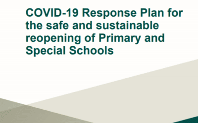 DES COVID-19 Response Plan for Safe Reopening of Schools