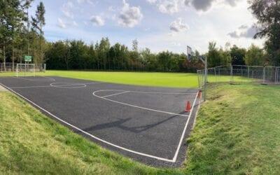 New Playground Extension & Ventilation System