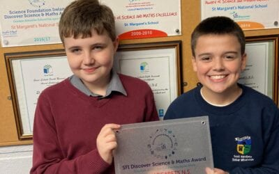 Discover Primary Science & Maths Award 2020
